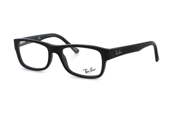 a850b70d74533a Ray-Ban RX 5268 5119 Brille in schwarz - megabrille