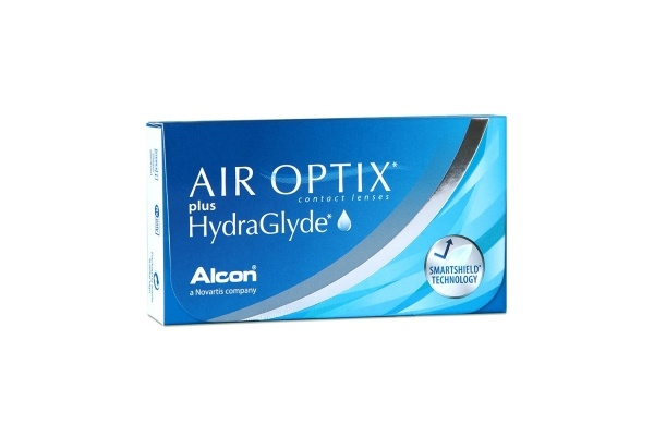 Alcon AIR OPTIX plus HydraGlyde - Monatslinsen