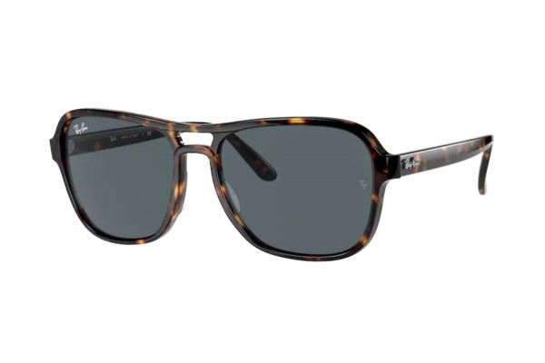 Ray-Ban State Side RB 4356 902/R5 Sonnenbrille in havana - megabrille