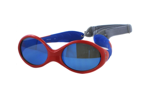 Julbo Junior | Looping 2 J3321113C SP3CF Sonnenbrille in rot / blau - megabrille