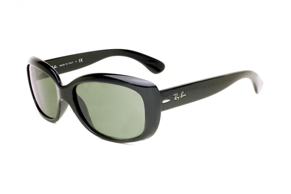 Ray-Ban Jackie Ohh RB 4101 601 Sonnenbrille in schwarz -megabrille