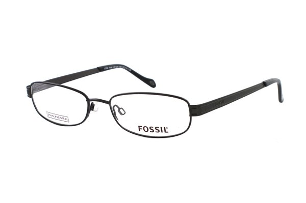 FOSSIL Lone Pine OF1245 060 Brille in anthrazit - megabrille