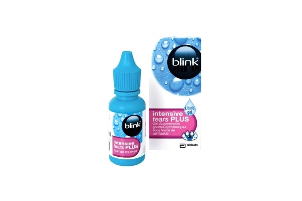 Abbott Pflegemittel Blink Intensive Tears PLUS | 1x 10ml - megabrille