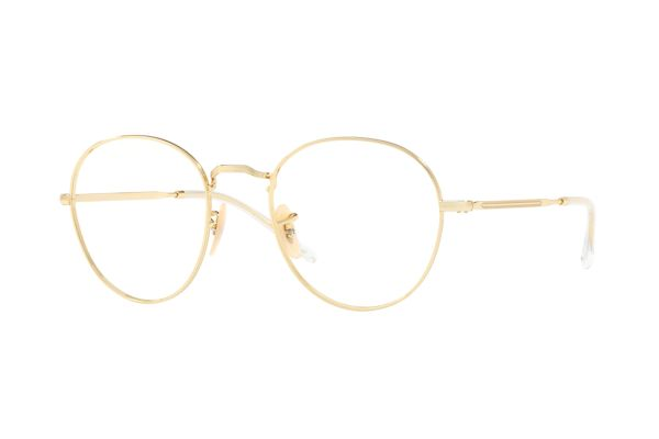 Ray-Ban RX3582V 2500 Brille in gold - megabrille
