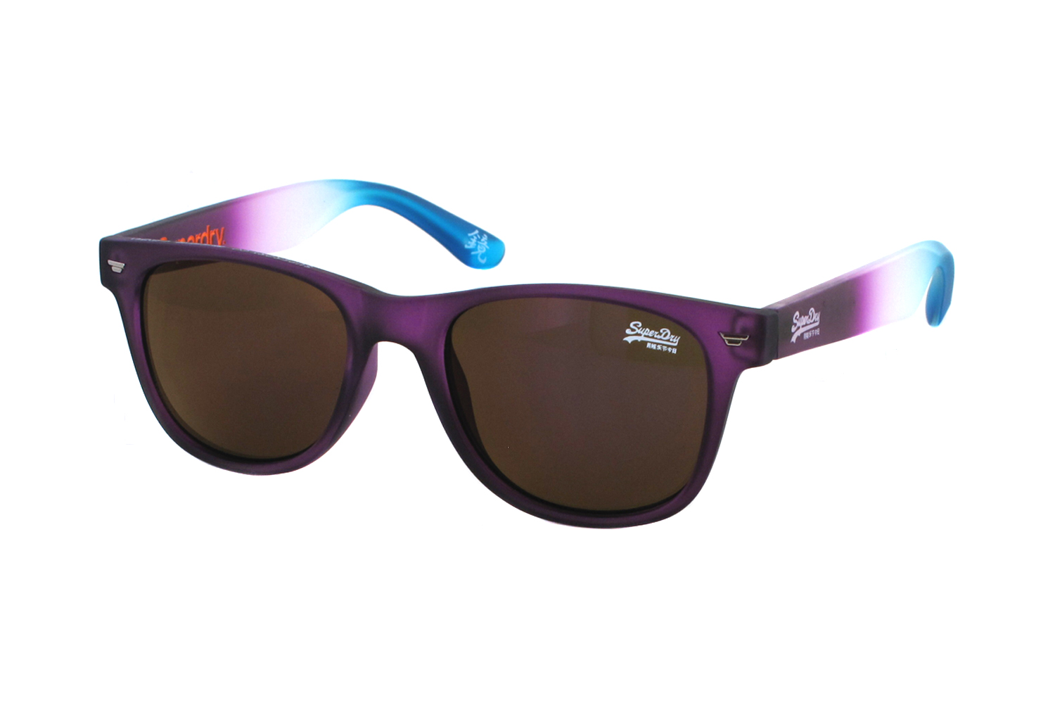 Superdry SDS Superfarer 130 Sonnenbrille in neongelb/blau 50/19 Ug827QKQvE