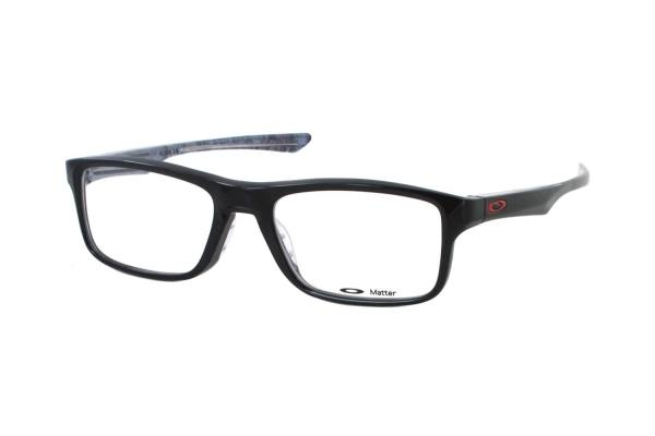 Oakley Plank 2.0 OX8081 02 Brille in polished black - megabrille