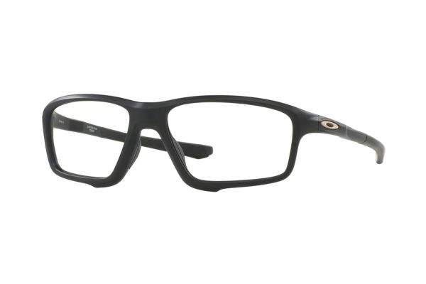 Oakley Crosslink Zero OX8076 07 Brille in satin black - megabrille