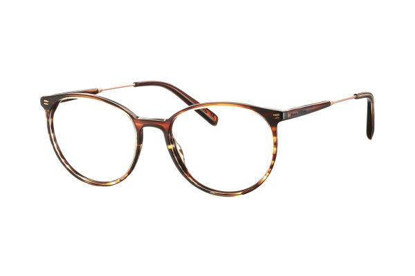 Marc O'Polo 503143 60 Brille in braun gemustert - megabrille
