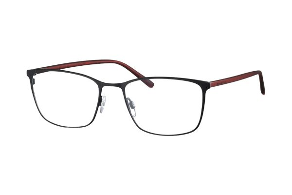 Marc O'Polo 502104 10 Brille in schwarz/rot - megabrille
