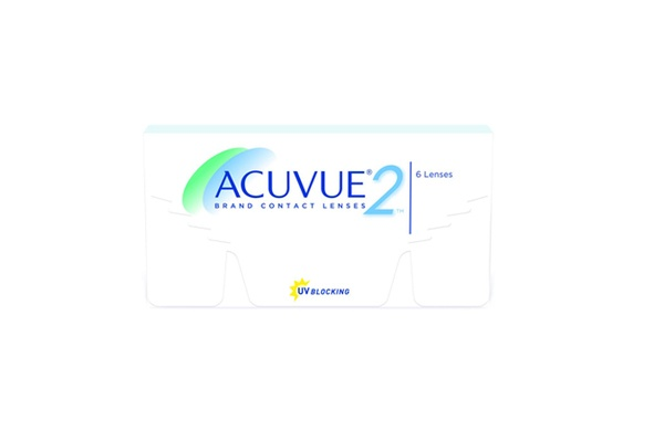 Johnson&Johnson ACUVUE®2 6er Box 14-Tageslinsen - megalinse