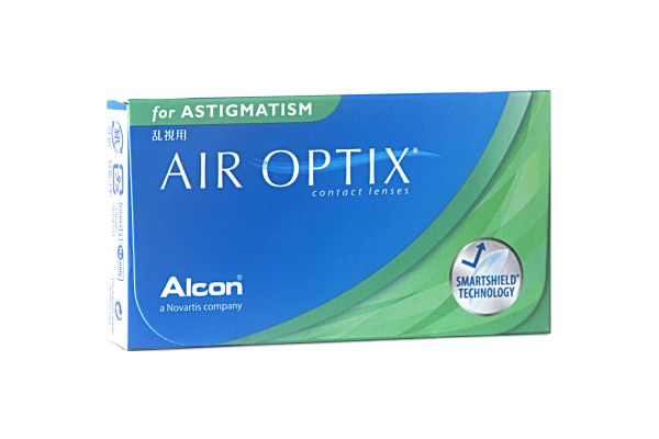 Alcon AIR OPTIX ASTIGMATISM - Monatslinsen