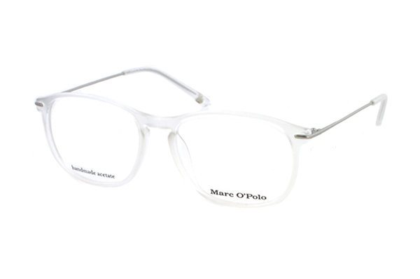Marc O'Polo 503073 00 Brille in weiss/transparent - megabrille