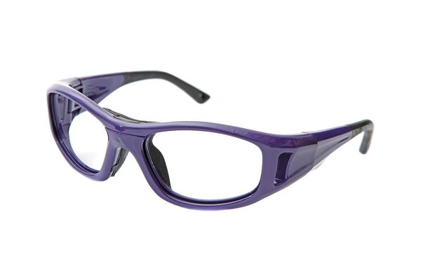 Leader C2 L 365407010 Sportbrille in purple - megabrille