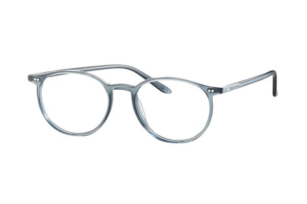 Marc O'Polo 503084 70 Brille in stahlblau - megabrille