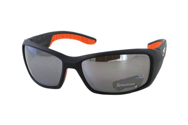 Julbo Run J3701214 SP4 Sonnenbrille in noir mat/orange - megabrille