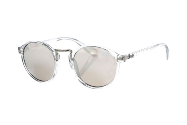 Superdry SDS Crescendo 108 Sonnenbrille in transparent - megabrille