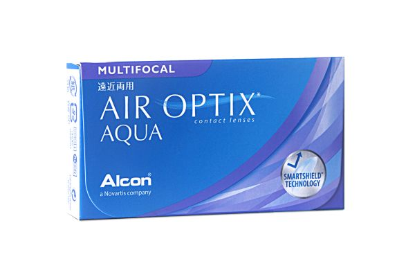 Alcon AIR OPTIX AQUA MULTIFOCAL - Monatslinsen
