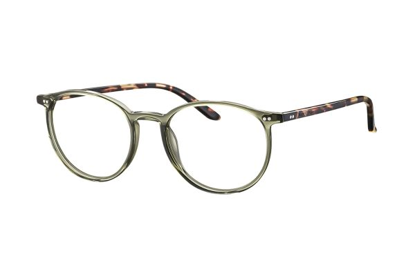 Marc O'Polo 503084 46 Brille in kieferngrün transparent/havanna - megabrille