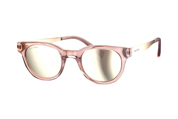 Marc O'Polo 506156 50 Sonnenbrille in rose transparent - megabrille