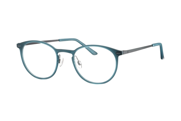 Humphrey's 581031 70 Brille in petrol transparent - megabrille