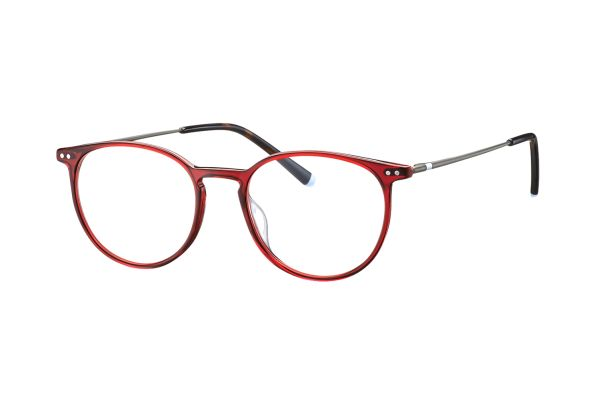Humphrey's 581066 50 Brille in rot - megabrille