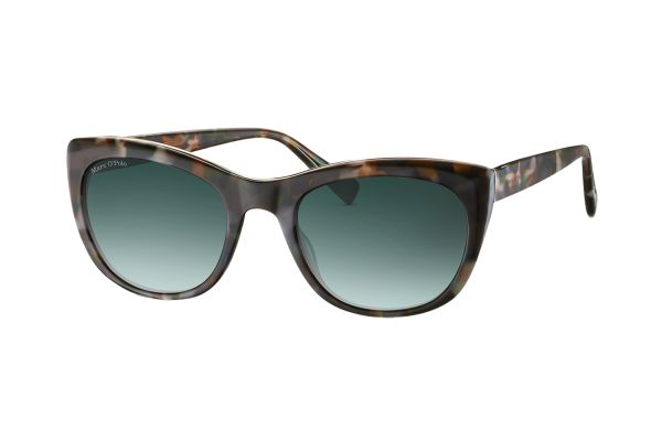Marc O'Polo 506146 63 Sonnenbrille in taupe strukturiert - megabrille
