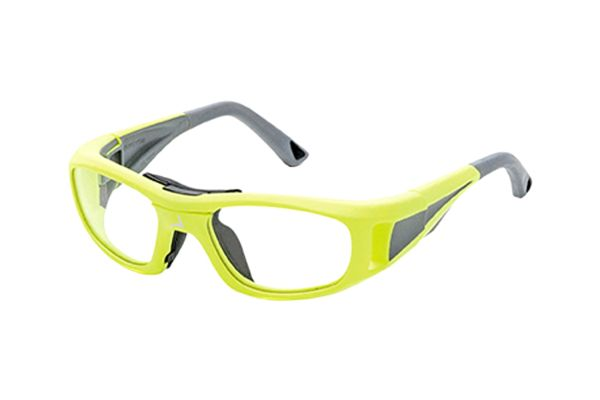 Leader C2 S 365319110 Sportbrille in neon yellow - megabrille