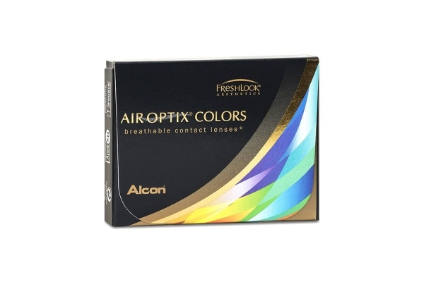 Alcon AIR OPTIX COLORS - Monatslinsen - megalinse
