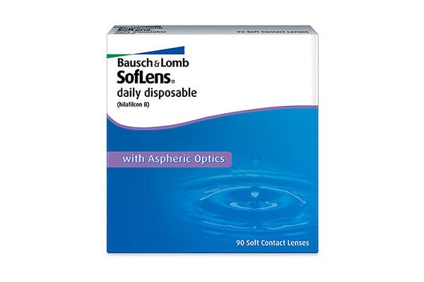 Bausch & Lomb SofLens® daily disposable 90er Box Tageslinsen - megabrille