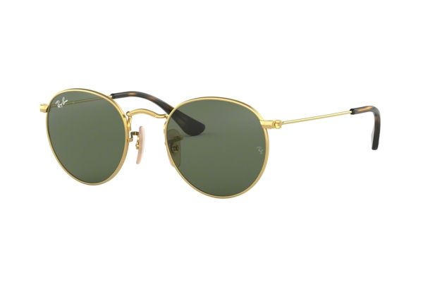 Ray-Ban RJ9547S 223/71 Kindersonnenbrille in gold - megabrille