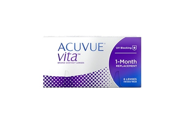 Johnson&Johnson ACUVUE VITA with HydraMax - Monatslinsen - megabrille