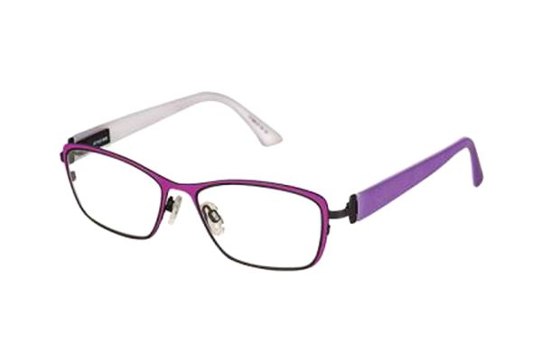 eye:max 5127 0036 Brille in on the rocks/purple matt - megabrille