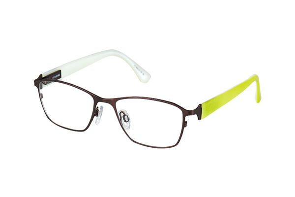 eye:max 5122 0002 Brille in espresso lane - megabrille