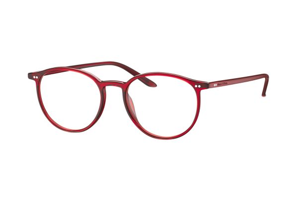 Marc O'Polo 503084 50 Brille in rot transparent - megabrille
