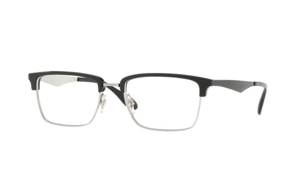 Ray-Ban RX6397 2932 Brille in silver - megabrille