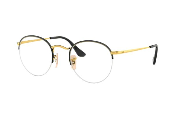 Ray-Ban RX3947V 2946 Brille in gold on top black - megabrille