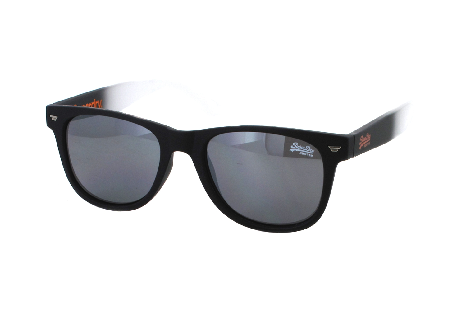 Superdry SDS Superfarer 172 Sonnenbrille in transparent/orange 50/19 t9l7tp
