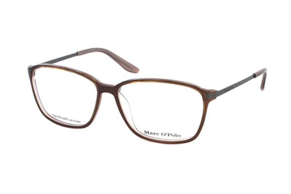 Marc O'Polo 503064 60 Brille in braun - megabrille