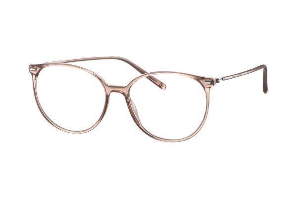 Marc O'Polo 503135 50 Brille in rotbraun transparent - megabrille