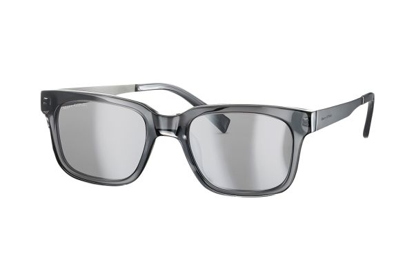 Marc O'Polo 506155 30 Sonnenbrille in dunkelgrau transparent - megabrille