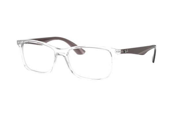 Ray-Ban RX7047 5768 Brille in transparent - megabrille