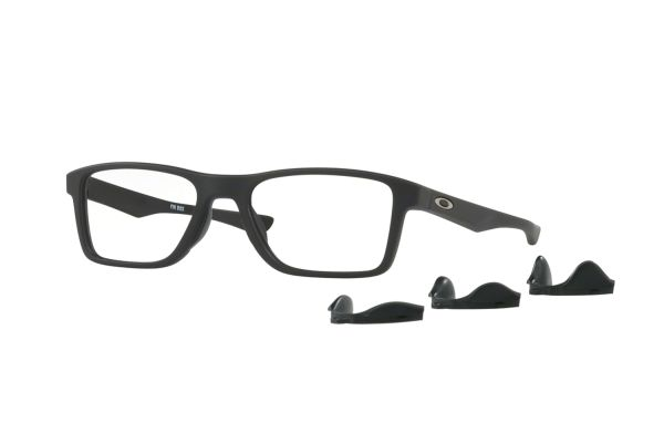 Oakley Fin Box OX8108 01 Brille in satin black - megabrille