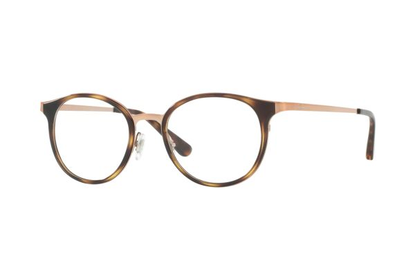 Ray-Ban RX6372M 2732 Brille in brushed light brown - megabrille