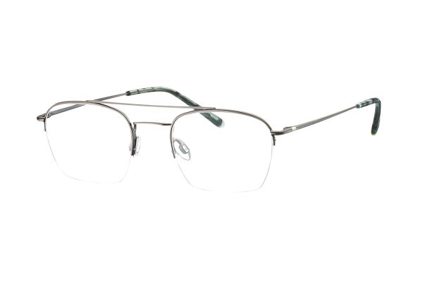Humphrey's 582274 30 Brille in gun matt - megabrille