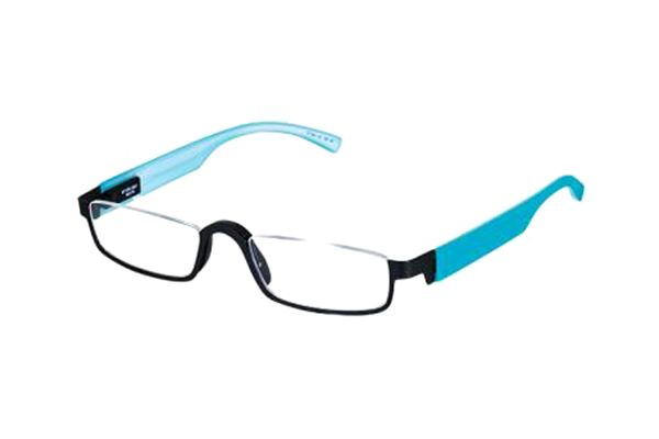 eye:max 5761 0001 Brille in black tie matt - megabrille