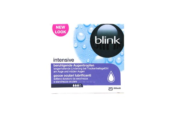 Abbott Blink Intensive Tears 20x 0,4ml - Pflegemittel - megabrille