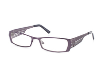Megabrille Modell 417C Brille in blau 53/18 iPHyQAKSc