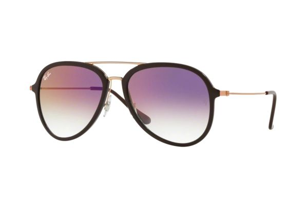 7460cfddee331e Ray-Ban RB 4298 6335S5 Sonnenbrille in choccolate - megabrille