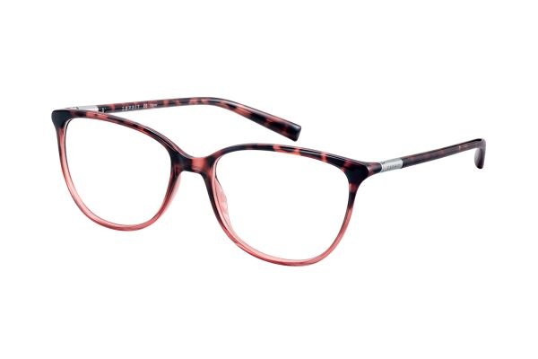 ESPRIT ET17561 562 Brille in orange/transparent - megabrille