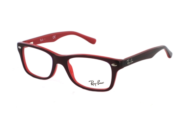 0d387df2e38d4d Ray-Ban RY1531 3592 Brille in rot - megabrille